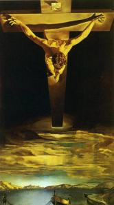 salvador-dali-the-christ-of-st-john-of-the-cross